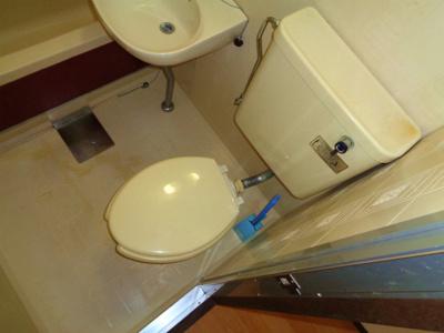 【トイレ】村上ビルサンハイツ