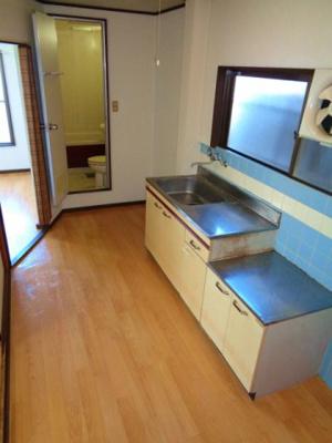 キッチン3.5帖