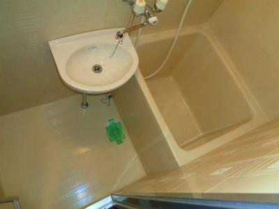 【浴室】オーナーズマンション東住吉