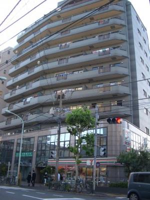 【外観】クォーレ東館・西館