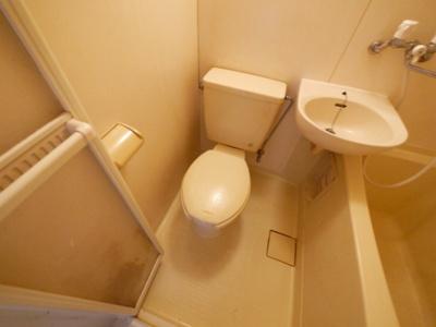 【トイレ】エスポワール一条