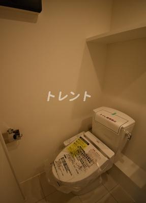【トイレ】ラピス南麻布【LAPiS南麻布】