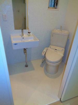 【トイレ】プライムメゾン