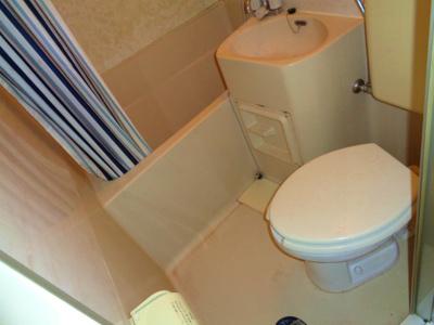 【浴室】グランドムール北田辺