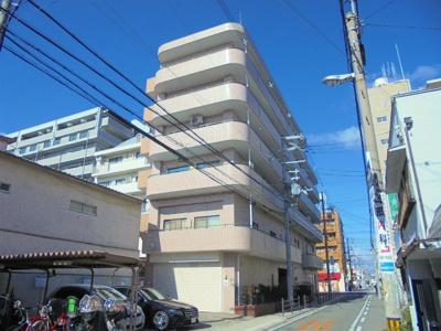 【外観】ネオシティ東田辺