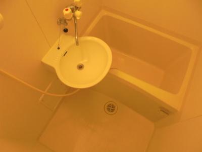 【浴室】春秋ハイツ