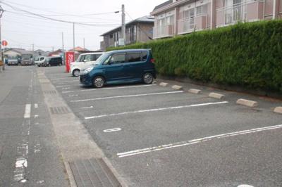 【駐車場】サンライフF