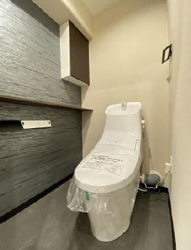 【トイレ】ニックハイム東陽町 6階 リノベーション済