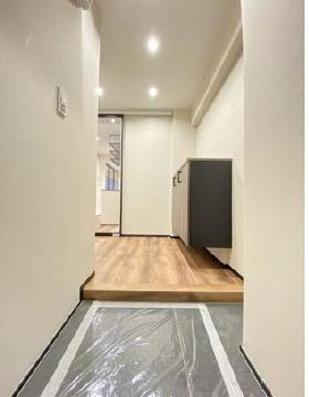 【玄関】ニックハイム東陽町 6階 リノベーション済