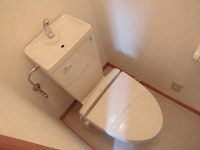 【トイレ】ルミエール六甲2番館