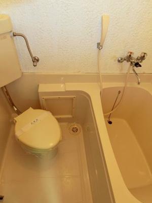 【浴室】クレインヒル第1