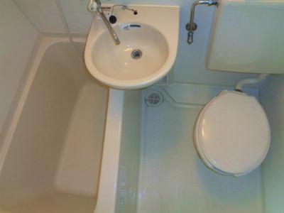 【浴室】バウハイム