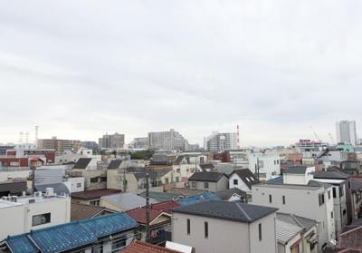 【展望】クレストフォルム南砂 角 部屋 平成11年築 81.05平米