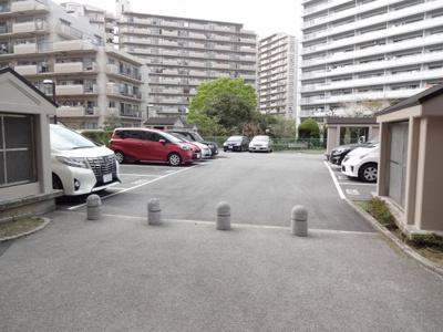 【駐車場】アミル21・サルビア館