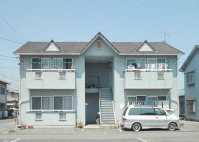 【駐車場】西江コーポ B
