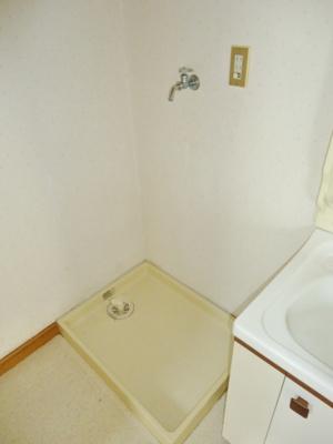 室内洗濯機置き場(写真はイメージです)