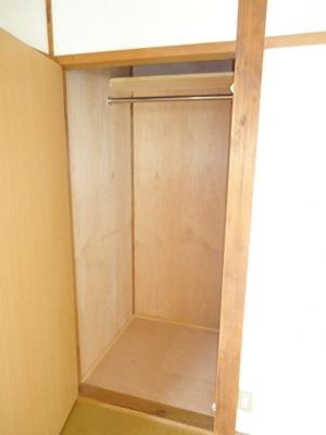 洋室収納(写真はイメージです)