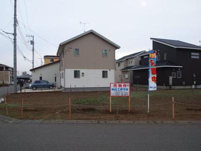 【外観】紫峰ヶ丘4丁目20番