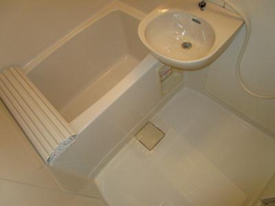 【浴室】メゾン高橋No.2