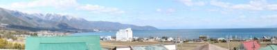 びわ湖パノラマ眺望