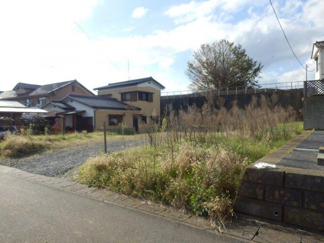 【外観】大洗町桜道土地