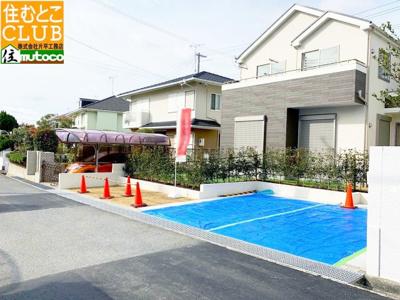 【前面道路含む現地写真】神戸市垂水区小束山 新築戸建