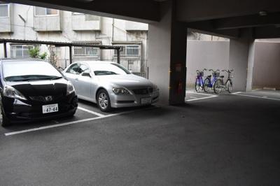 【駐車場】ルミエール山中