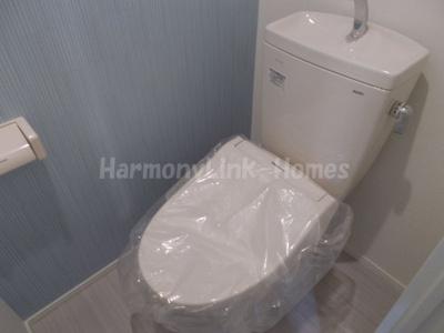 Urban studio 滝野川の落ち着いた色調のトイレです☆