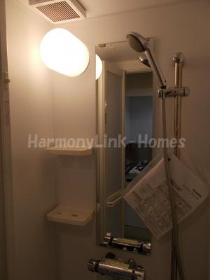 Urban studio 滝野川のすっきりとしたシャワールームです☆