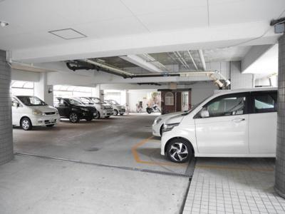 【駐車場】アンリハイツ