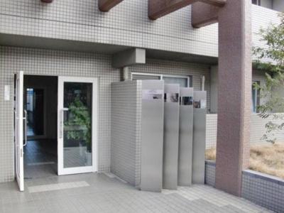 【エントランス】ジョイフル堀切菖蒲園