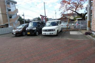 【駐車場】アトレー成田町