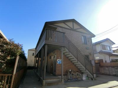 田園都市線「長津田」駅より徒歩7分!便利な立地の2階建てアパートです♪通勤通学はもちろん、お買い物やお出かけにもGood☆