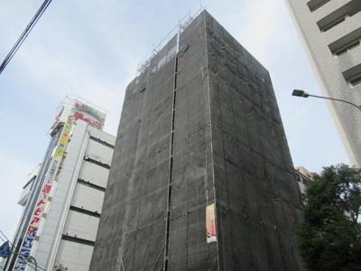 建築中です