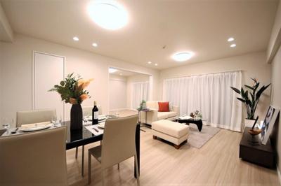 【外観】アーバンハイツ北砂 9階 95.71㎡ 角部屋 リノベーション済