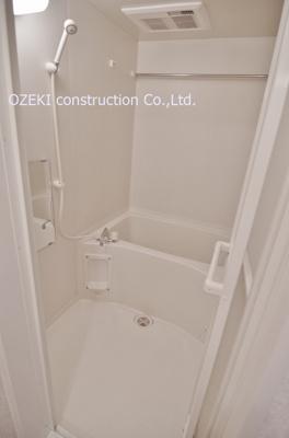 【浴室】プチパラダイス