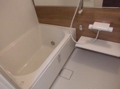 【浴室】メルヴェイユおおたかの森