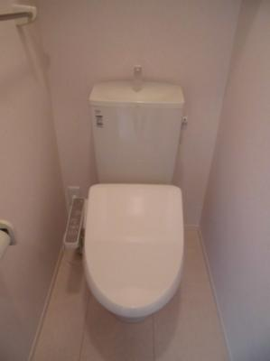 【トイレ】メルヴェイユおおたかの森