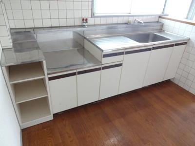 【キッチン】ディアコート21