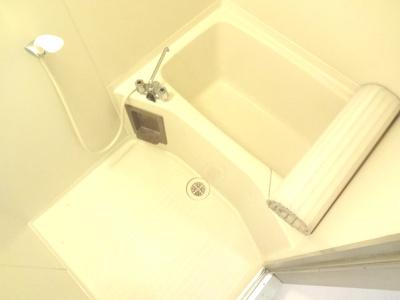【浴室】ディアコート21