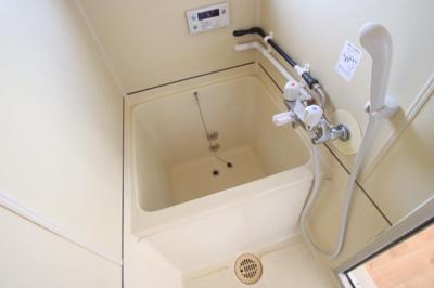 【浴室】コーポくまの