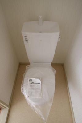 【トイレ】コーポくまの