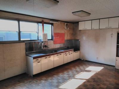 【キッチン】能代市常盤町辺・中古住宅