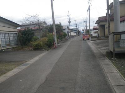 【周辺】能代市常盤町辺・中古住宅