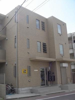 丈夫で安心な鉄筋コンクリート造のオートロックの賃貸マンション。女性専用のマンションです。