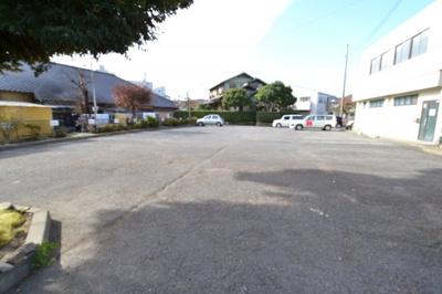 【駐車場】桜川3丁目事務所