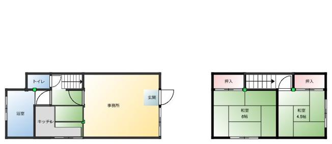 桜川3丁目事務所