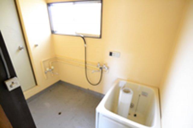 【浴室】桜川3丁目事務所