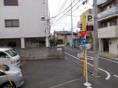 ハーモニーテラス大山金井町の展望☆