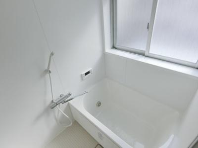 【浴室】甲南シャトー三宮